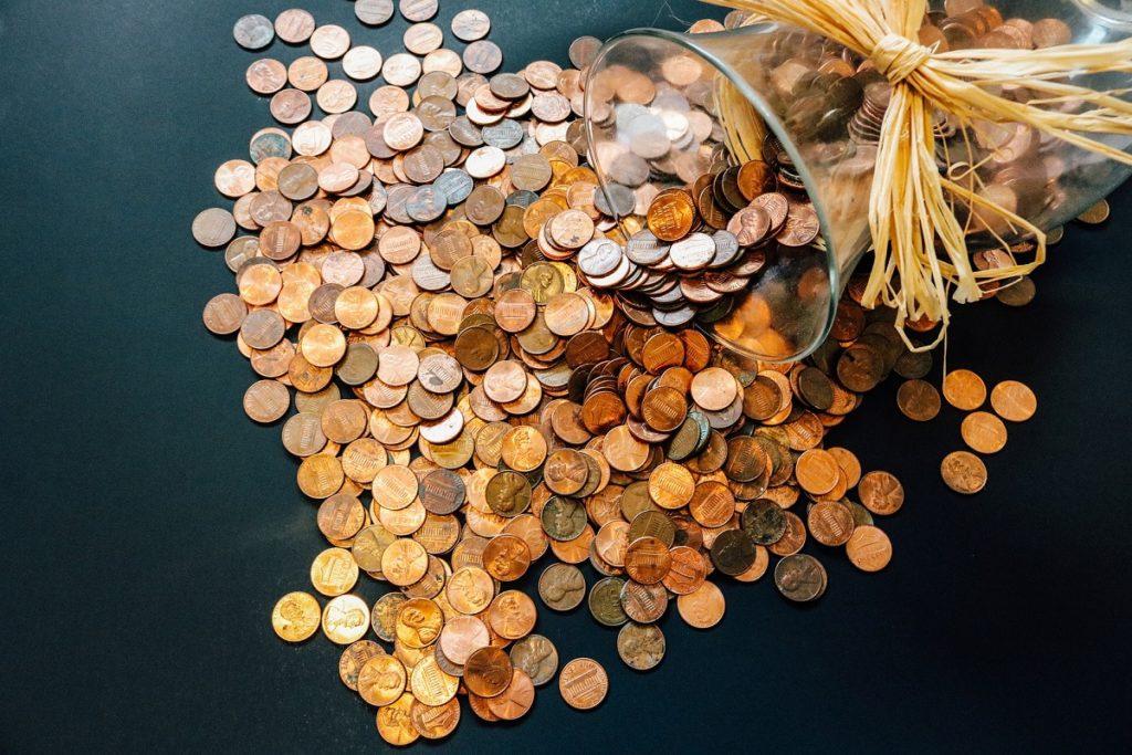Bilon - monety jako niewystarczające oszczędności